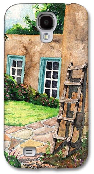 Short Ladder Galaxy S4 Case by Timithy L Gordon
