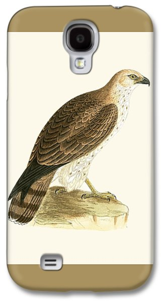 Short Toed Eagle Galaxy S4 Case by English School