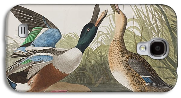 Shoveller Duck Galaxy S4 Case