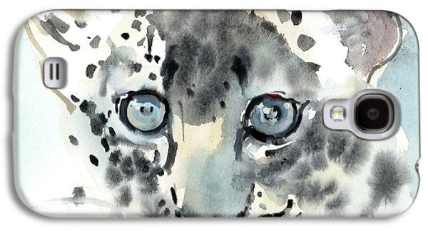 Shy Galaxy S4 Case by Mark Adlington