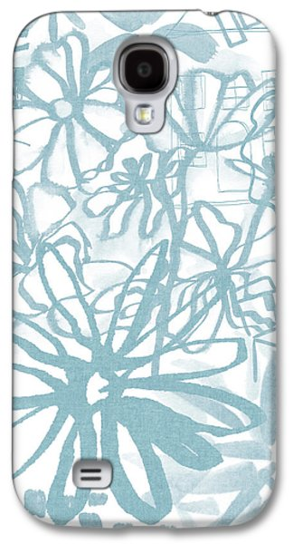 Sightseeting- Art By Linda Woods Galaxy S4 Case by Linda Woods