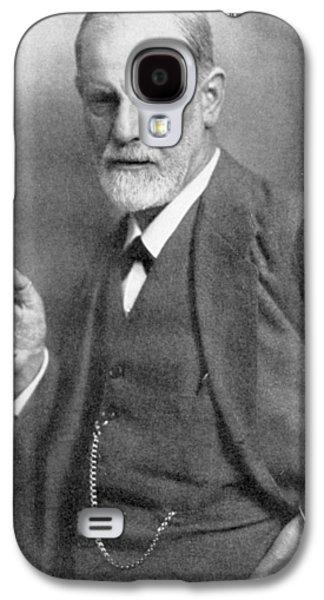 Sigmund Freud Galaxy S4 Case