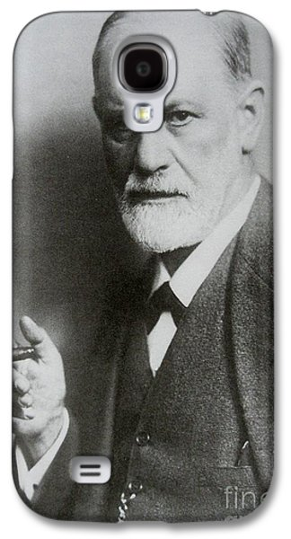 Sigmund Freud Psych  Galaxy S4 Case by Pd