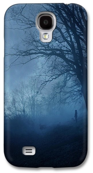 Silence Galaxy S4 Case by Cambion Art