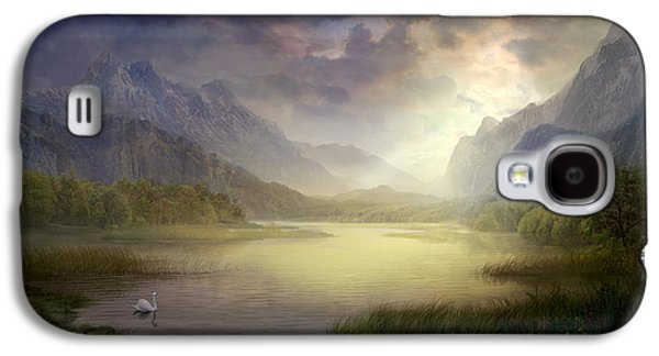 Silent Morning Galaxy S4 Case