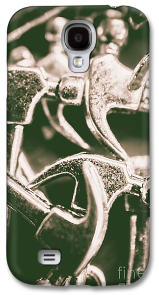 Silver Hammers Galaxy S4 Case