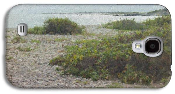 Silver Shoreline Westport Ma Galaxy S4 Case by Bill McEntee
