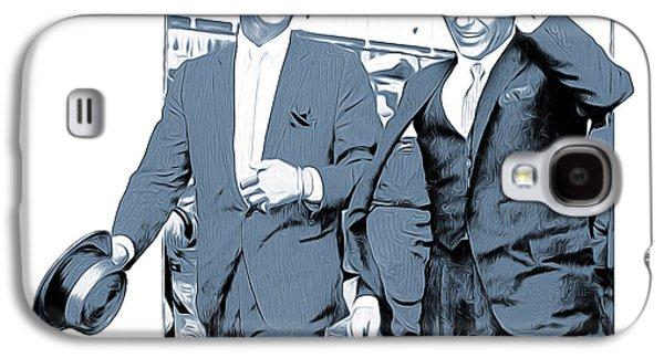 Sinatra And Martin Galaxy S4 Case