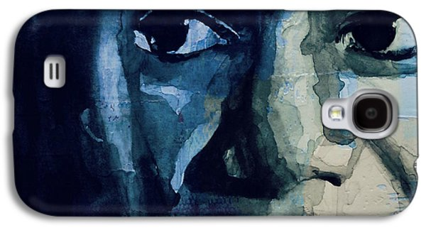 Rhythm And Blues Galaxy S4 Case - Sinnerman - Nina Simone by Paul Lovering