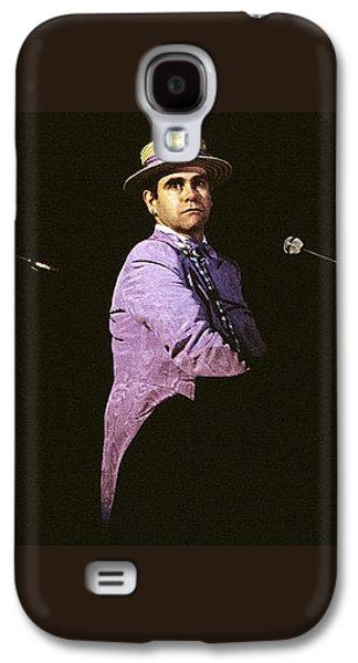 Sir Elton John 3 Galaxy S4 Case