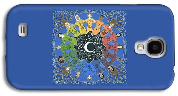 Sister Circle Galaxy S4 Case