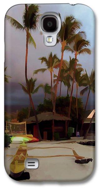 Sitting Idle Galaxy S4 Case