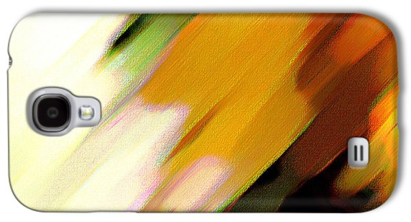 Sivilia 2 Abstract Galaxy S4 Case by Donna Corless