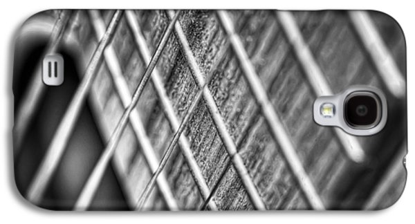 Steel Photographs Galaxy S4 Cases - Six strings Galaxy S4 Case by Scott Norris