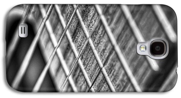 Six Strings Galaxy S4 Case by Scott Norris