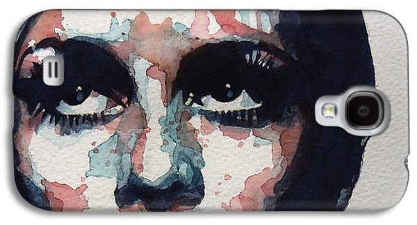 Sixties Sixties Sixties Twiggy Galaxy S4 Case by Paul Lovering