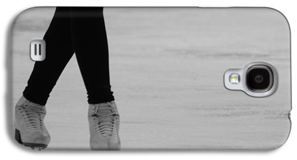 Skating Galaxy S4 Case by Lauri Novak