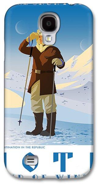 Ski Hoth Galaxy S4 Case