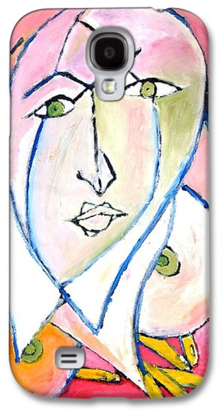 Skinning.2010. Galaxy S4 Case by Ranjith Kk