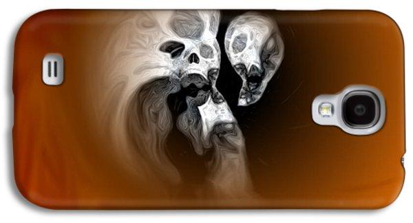 Skull Scope 2 Galaxy S4 Case by Adam Vance