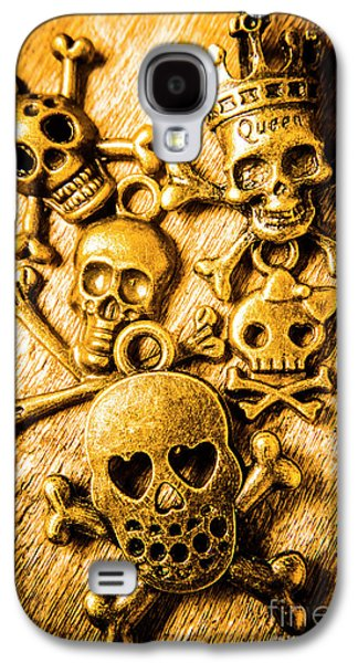 Skulls And Crossbones Galaxy S4 Case by Jorgo Photography - Wall Art Gallery