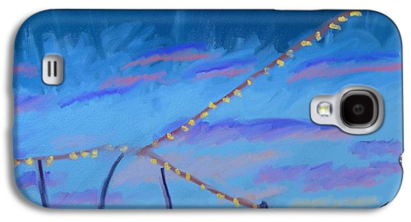 Galaxy S4 Case - Sky Lights by Robee B