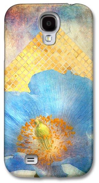 Sky Poppy Galaxy S4 Case by Aimee Stewart