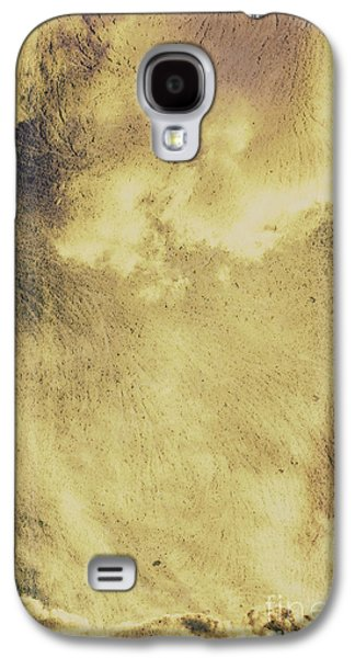 Sky Texture Background Galaxy S4 Case by Jorgo Photography - Wall Art Gallery