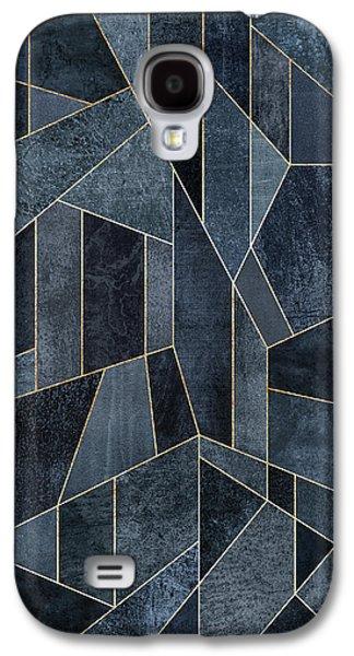 Abstract Digital Art Galaxy S4 Case - Skyscraper 1 by Elisabeth Fredriksson
