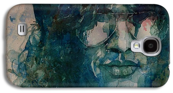 Musicians Galaxy S4 Case - Slash  by Paul Lovering