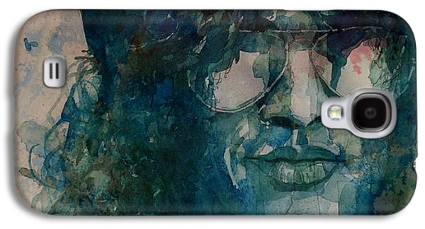 Musicians Galaxy S4 Case - Slash  by Paul Lovering