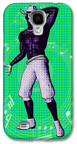 Slave Of Hip Hop Galaxy S4 Case by Quim Abella