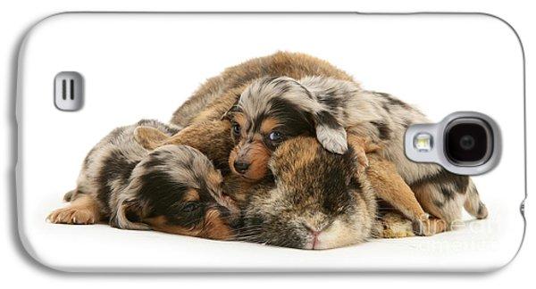 Sleep In Camouflage Galaxy S4 Case