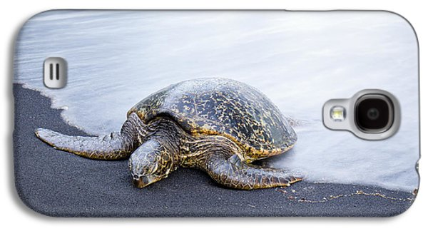 Sleepy Honu Galaxy S4 Case