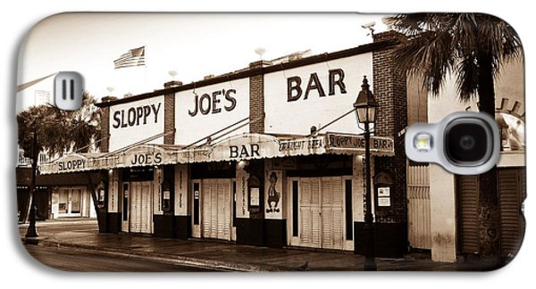 Sloppy Joe's - Key West Florida Galaxy S4 Case
