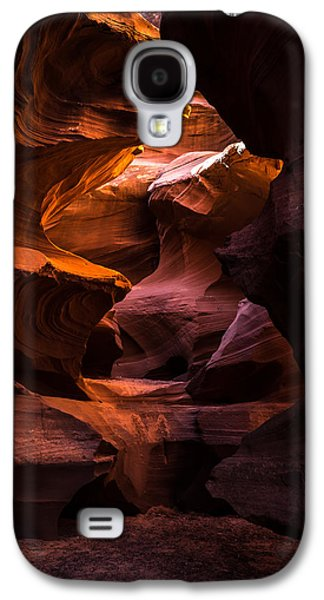 Slot Canyon Red Galaxy S4 Case