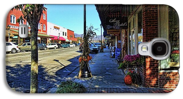 Small Town U. S. A. Galaxy S4 Case