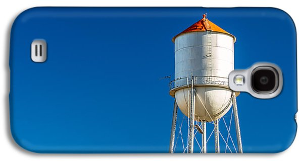 Small Town Water Tower Galaxy S4 Case