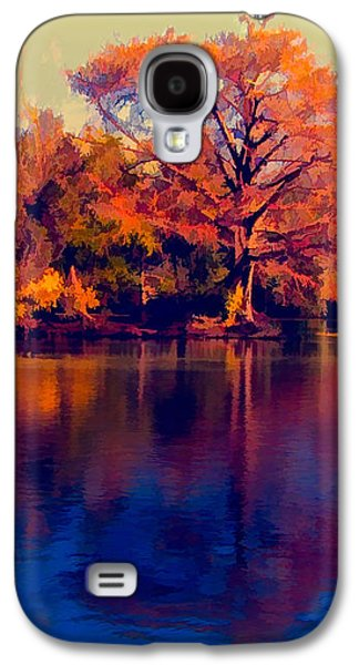 Smoke Signals Galaxy S4 Case by Wendy J St Christopher