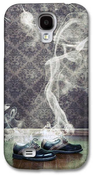Smoky Shoes Galaxy S4 Case by Joana Kruse