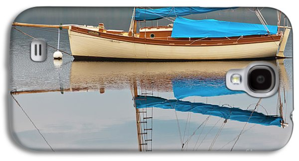 Galaxy S4 Case featuring the photograph Smooth Sailing by Werner Padarin