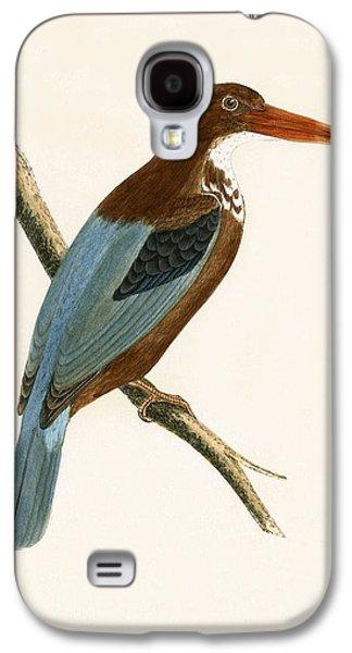 Smyrna Kingfisher Galaxy S4 Case by English School