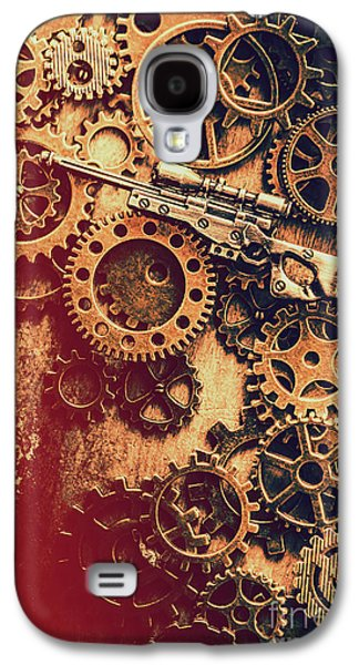 Sniper Rifle Fine Art Galaxy S4 Case by Jorgo Photography - Wall Art Gallery