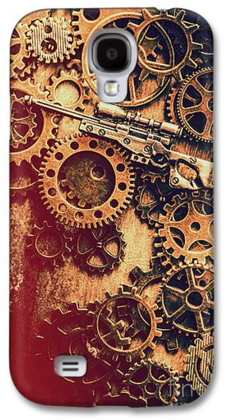 Sniper Rifle Fine Art Galaxy S4 Case