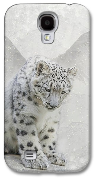 Snow Angel Galaxy S4 Case