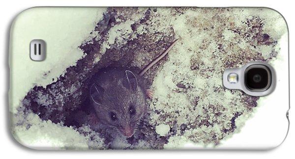Snow Mouse Galaxy S4 Case