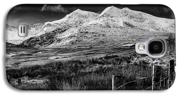 Snowdon Winter Galaxy S4 Case by Adrian Evans