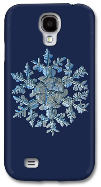 Snowflake Photo - Gardener's Dream Galaxy S4 Case