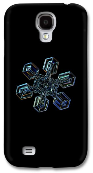 Snowflake Photo - High Voltage IIi Galaxy S4 Case