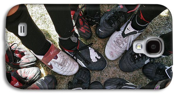 Soccer Feet Galaxy S4 Case